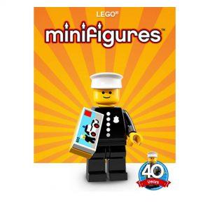 LEGO MINIFIGURER