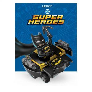 LEGO SUPER HEROS