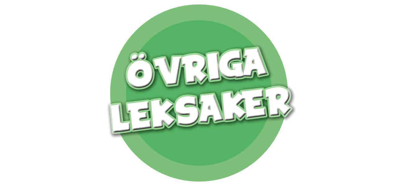 ÖVRIGA LEKSAKER