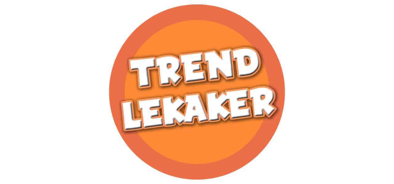 TREND LEKSAKER