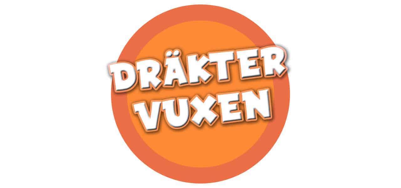 DRÄKTER VUXEN