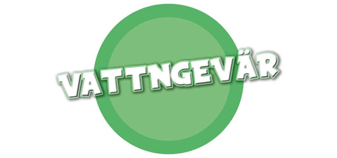 VATTENGEVÄR