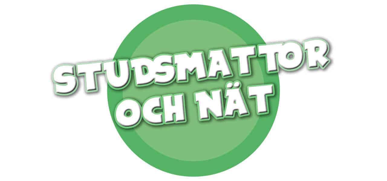 STUDSMATTOR OCH NÄT