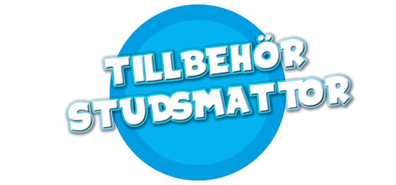 TILLBEHÖR STUDSMATTOR