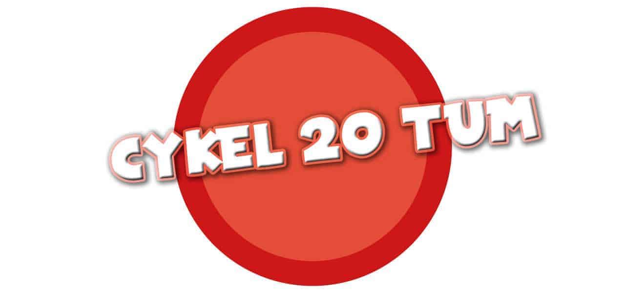 CYKEL 20 TUM