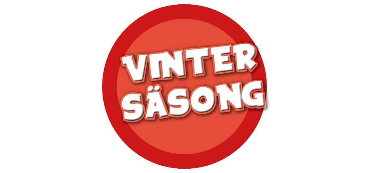 VINTER SÄSONG