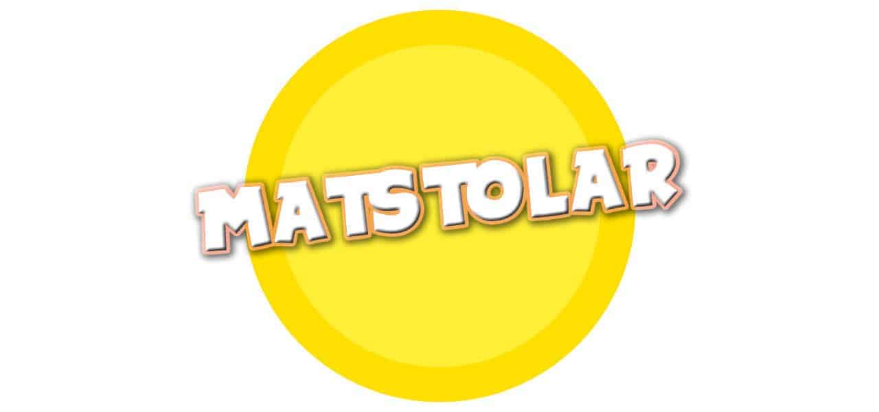 MATSTOLAR