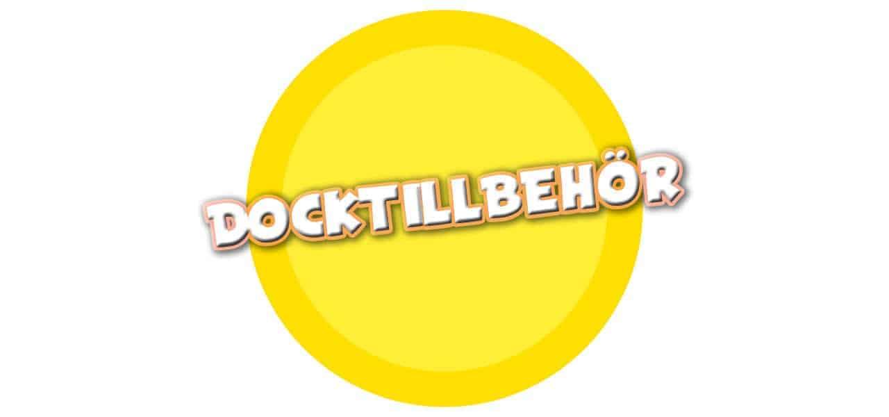 DOCKTILLBEHÖR