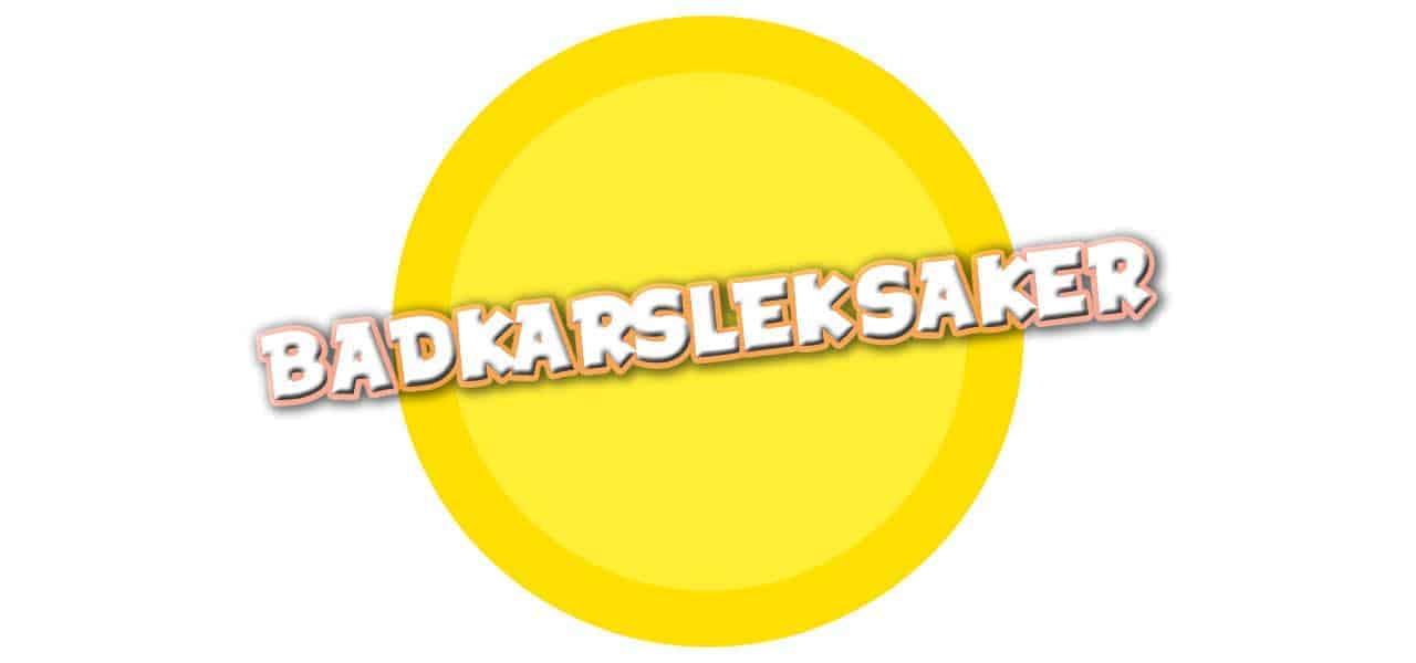 BADKARSLEKSAKER