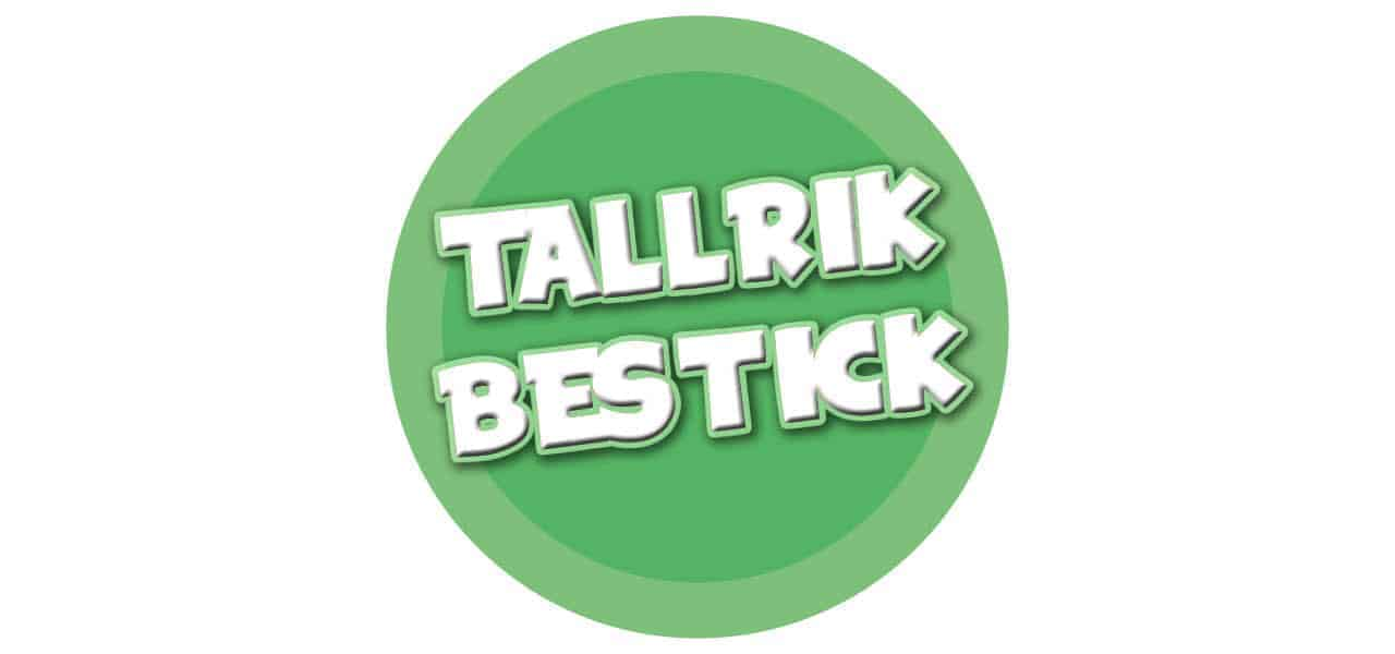 TALLRIK/BESTIK