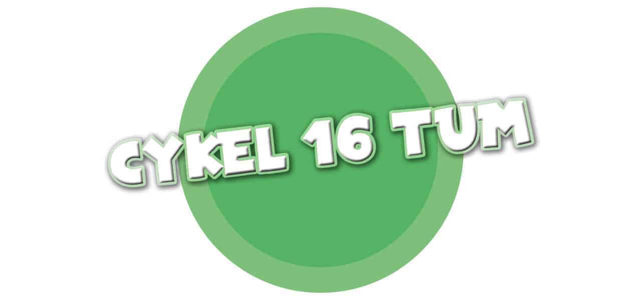 CYKEL 16 TUM