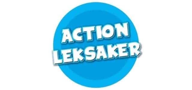 ACTIONLEKSAKER
