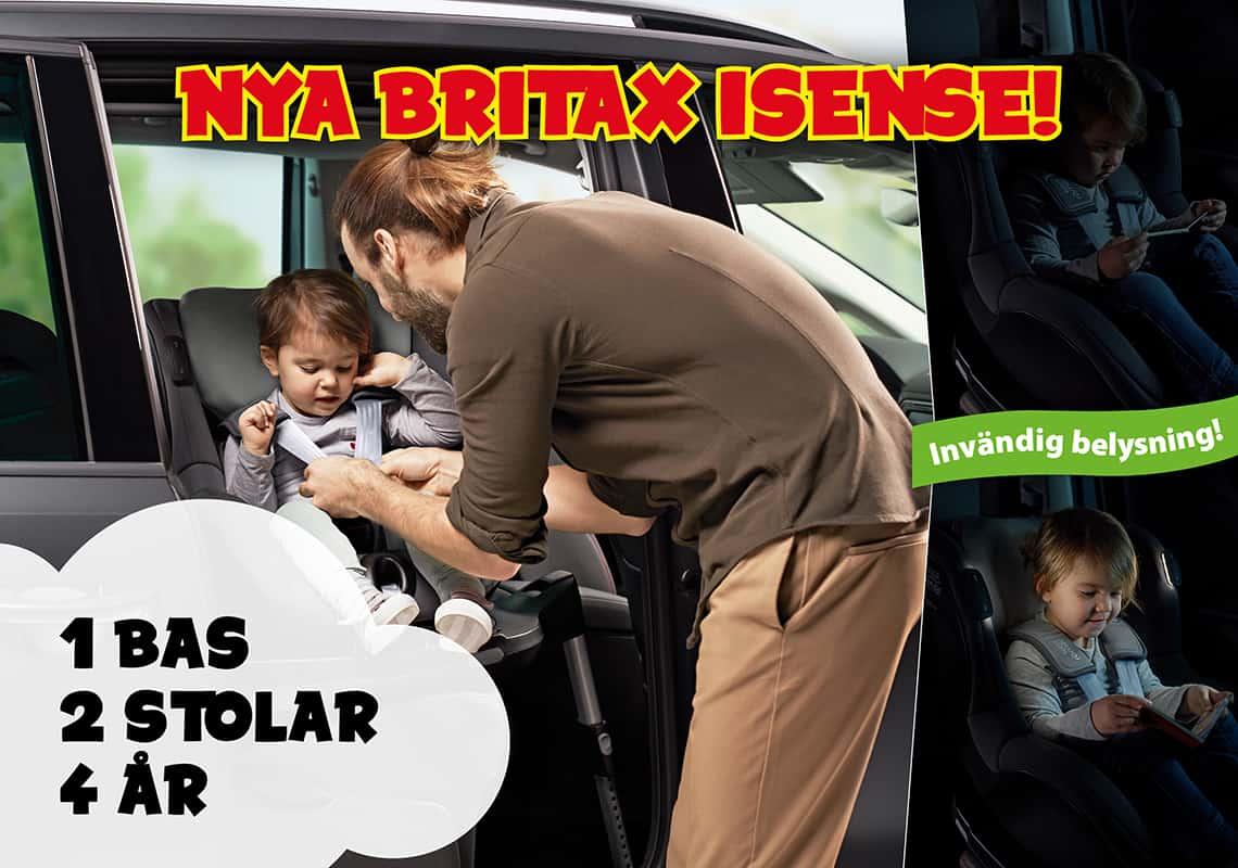 Britax iSense Modular